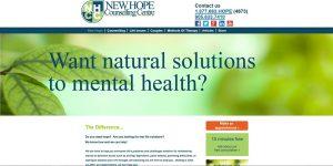 health-website, graphic designer, burlington
