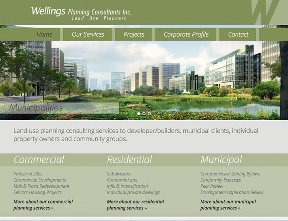 Wellings Planning