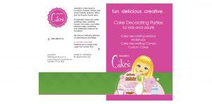 brochure and flyer design, graphic designer